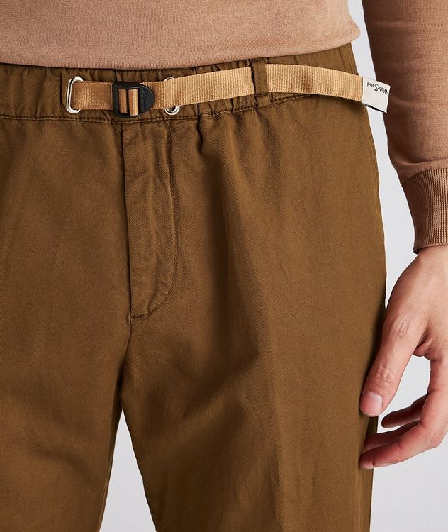 Stretch Belted Trouser picture 6