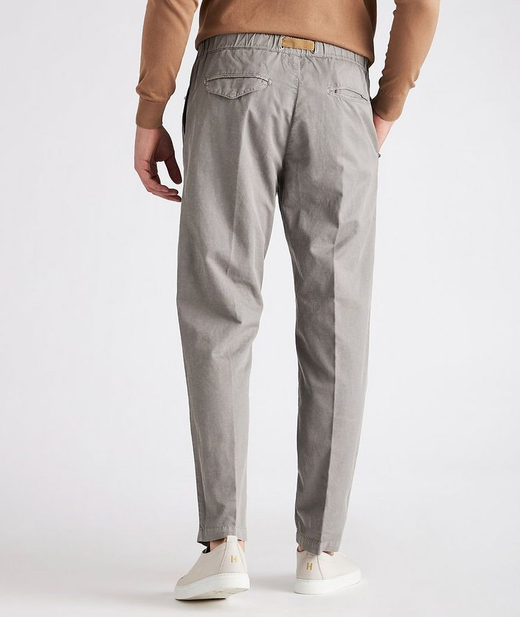 Stretch Belted Trouser image 3