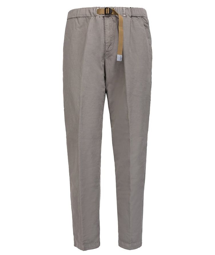 Stretch Belted Trouser image 0