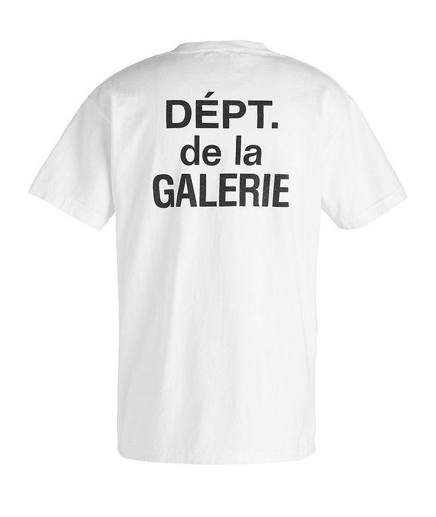 French Souvenir Cotton T-Shirt picture 2
