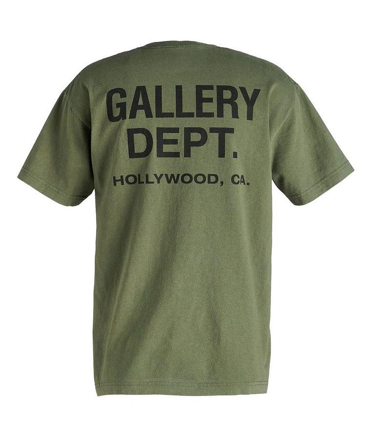 Souvenir Cotton T-Shirt image 1