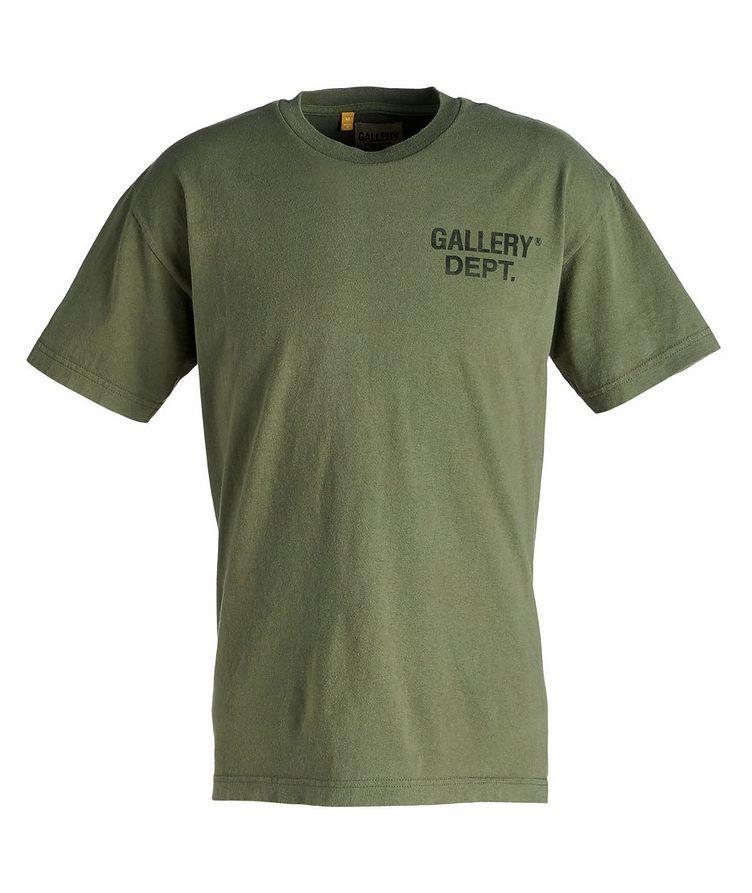 Souvenir Cotton T-Shirt image 0