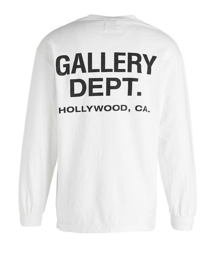 Souvenir Long-Sleeve Cotton T-Shirt image 1