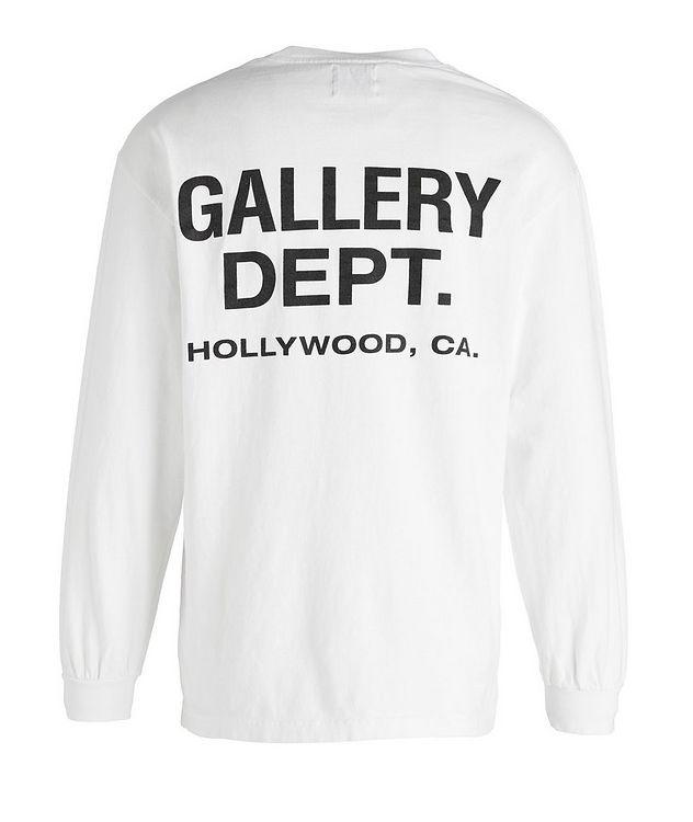 Souvenir Long-Sleeve Cotton T-Shirt picture 2