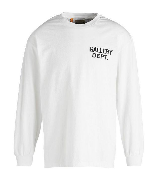 Souvenir Long-Sleeve Cotton T-Shirt picture 1