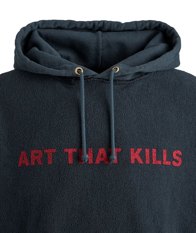 Reversible Cotton-Blend Hoodie picture 2