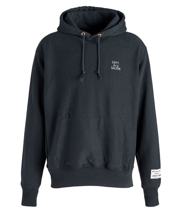 Reversible Cotton-Blend Hoodie picture 4