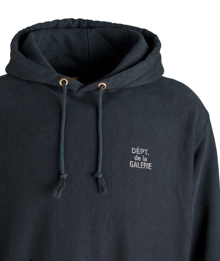 Reversible Cotton-Blend Hoodie image 4