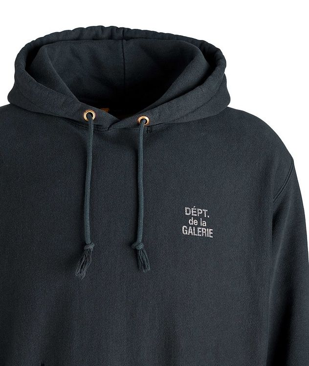 Reversible Cotton-Blend Hoodie picture 5