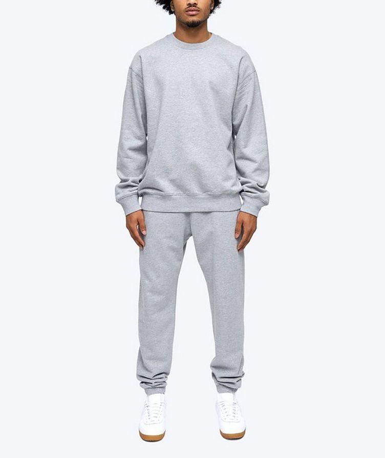 French Terry Cotton Sweatshirt image 6