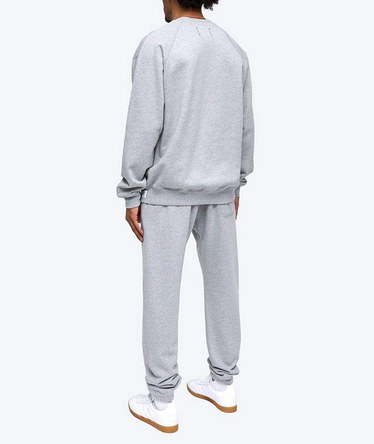 French Terry Cotton Sweatshirt image 7