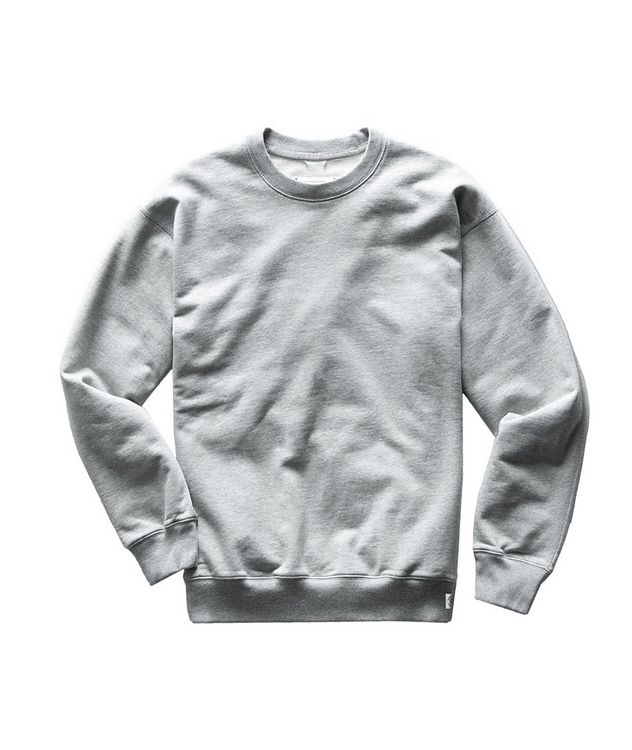 French Terry Cotton Sweatshirt picture 1