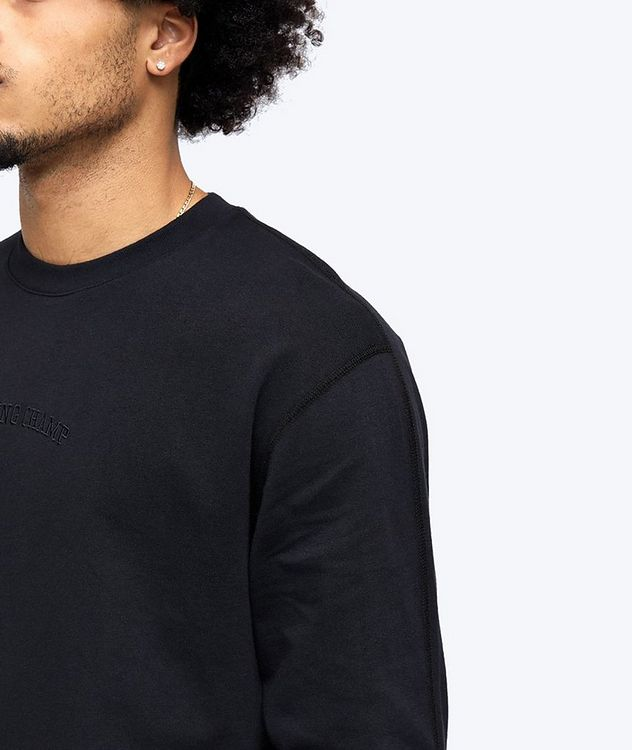 Long-Sleeve Cotton T-Shirt picture 5