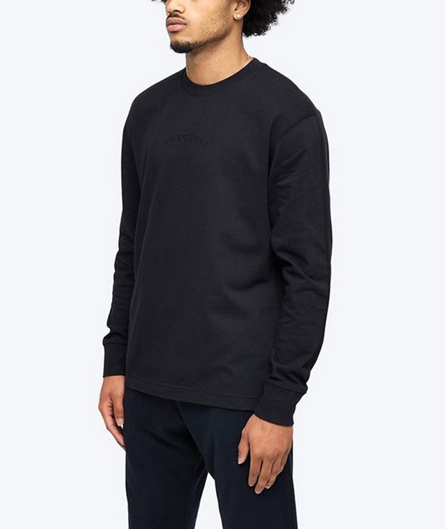 Long-Sleeve Cotton T-Shirt picture 7