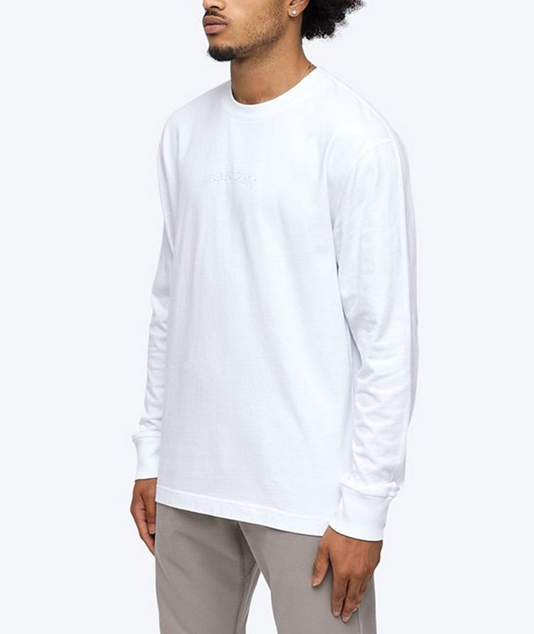 Long-Sleeve Cotton T-Shirt image 2
