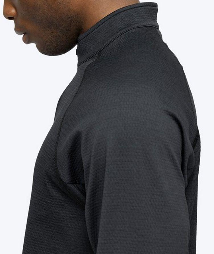 Solotex Mesh Quarter-Zip Pullover image 3