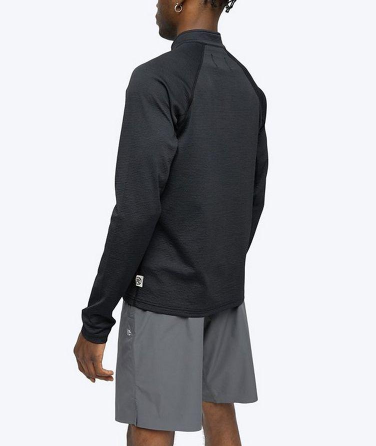 Solotex Mesh Quarter-Zip Pullover image 4