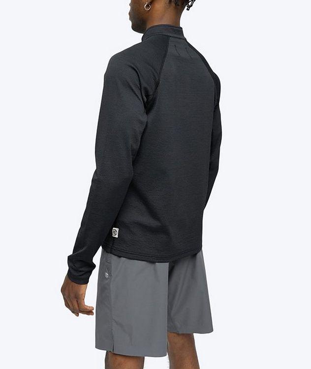 Solotex Mesh Quarter-Zip Pullover picture 5