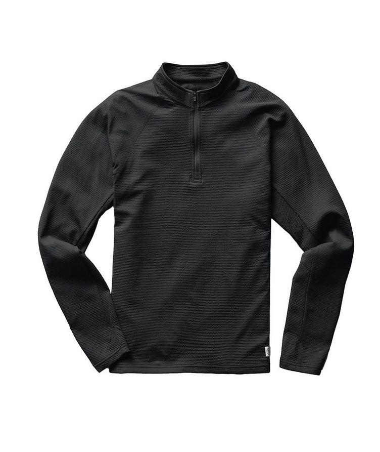 Solotex Mesh Quarter-Zip Pullover image 0