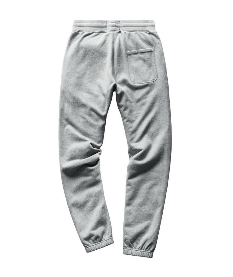 French Terry Cotton Joggers image 1