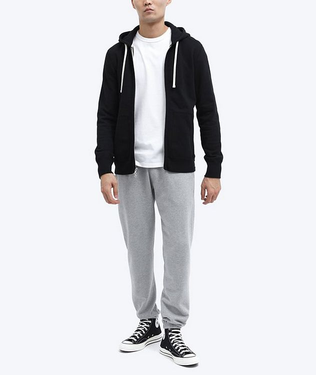 French Terry Cotton Joggers picture 7