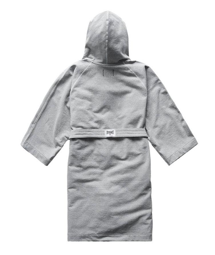 Everlast Cotton-Blend Hooded Robe image 1