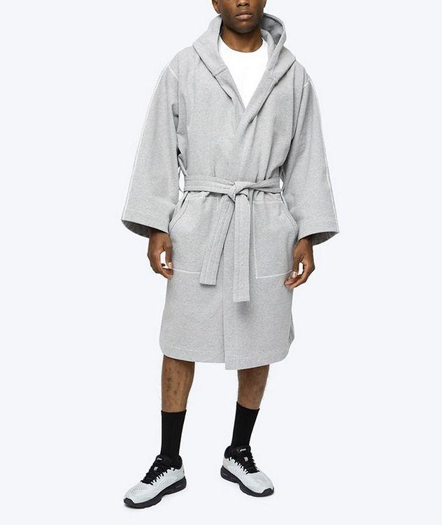 Everlast Cotton-Blend Hooded Robe picture 3