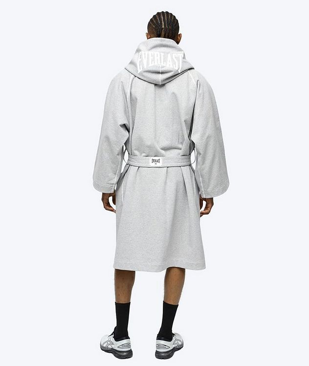 Everlast Cotton-Blend Hooded Robe picture 5