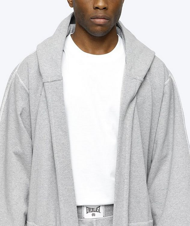 Everlast Cotton-Blend Hooded Robe picture 6