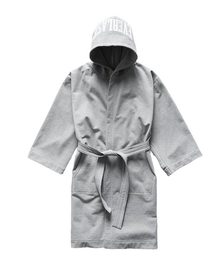 Everlast Cotton-Blend Hooded Robe image 0