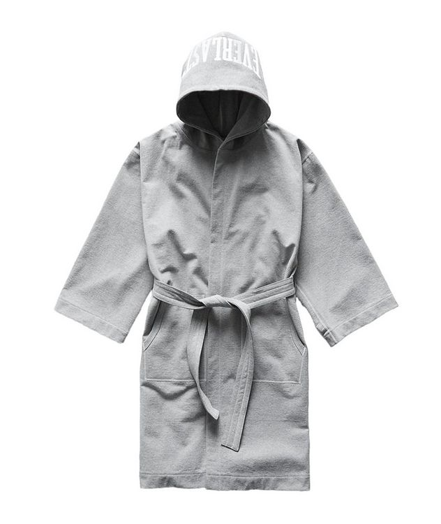 Everlast Cotton-Blend Hooded Robe picture 1