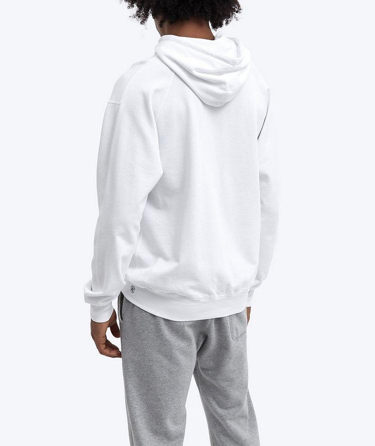Slim Fit Pima Cotton Hoodie image 3