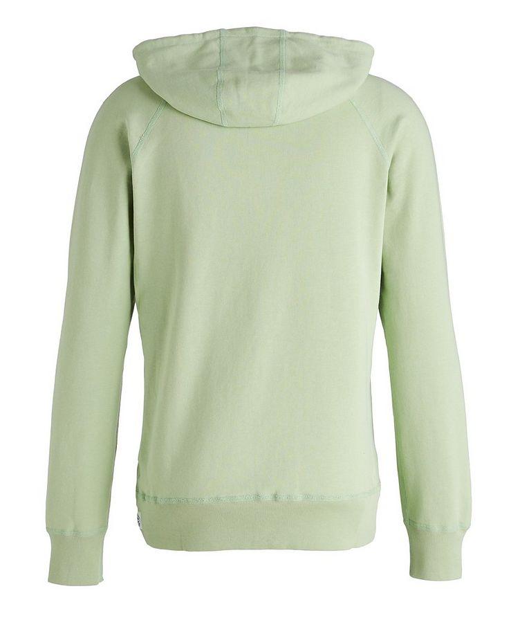 Full Zip Cotton Hoodie image 1