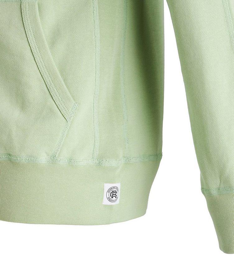 Full Zip Cotton Hoodie image 2