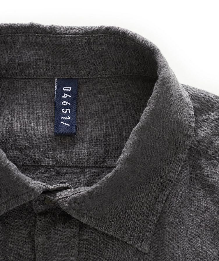 Linen-Cotton Shirt image 2