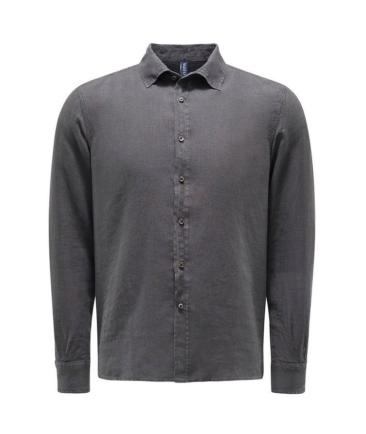 Linen-Cotton Shirt image 0