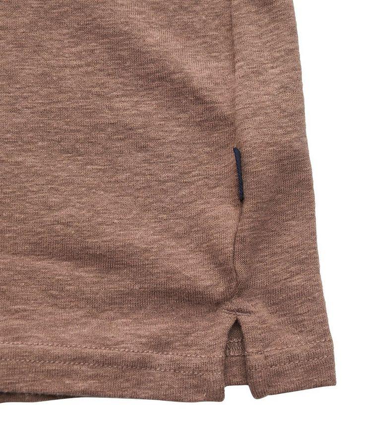 Linen-Wool Polo image 3