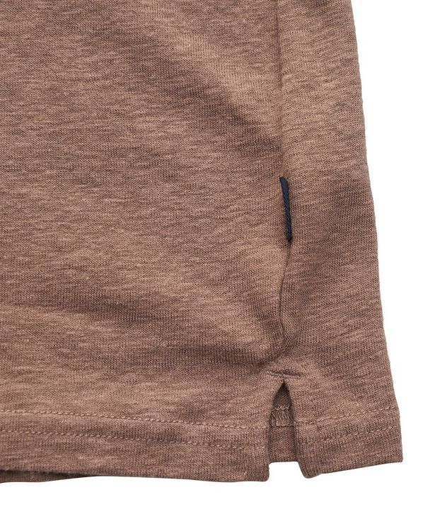 Linen-Wool Polo picture 4