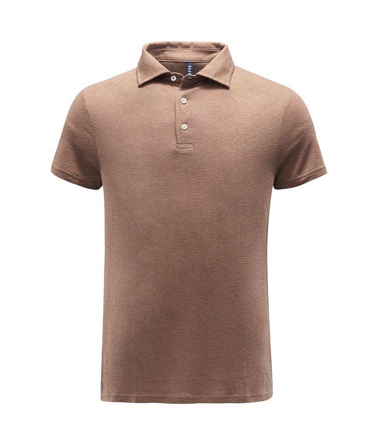 Linen-Wool Polo image 0