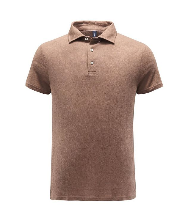 Linen-Wool Polo picture 1