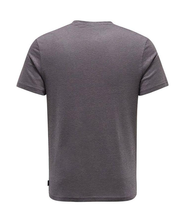 Linen-Wool T-Shirt image 1