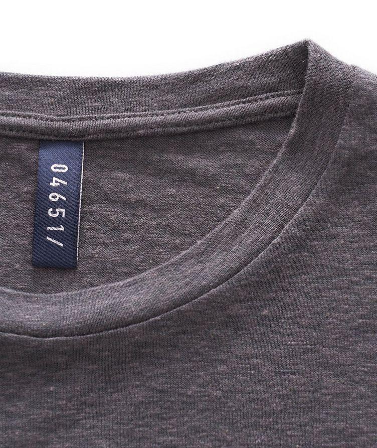 Linen-Wool T-Shirt image 2