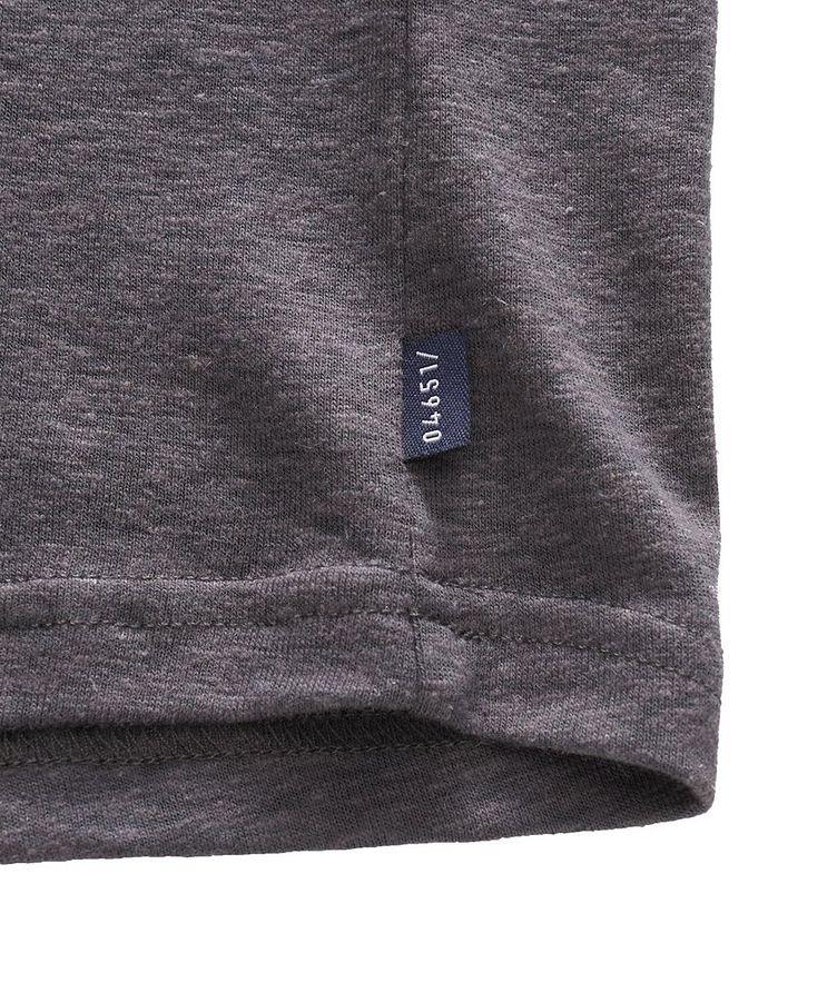 Linen-Wool T-Shirt image 3
