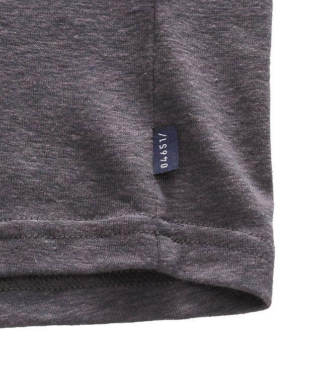 Linen-Wool T-Shirt picture 4