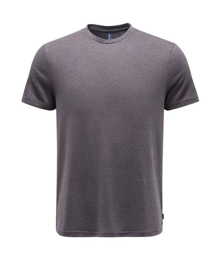 Linen-Wool T-Shirt image 0