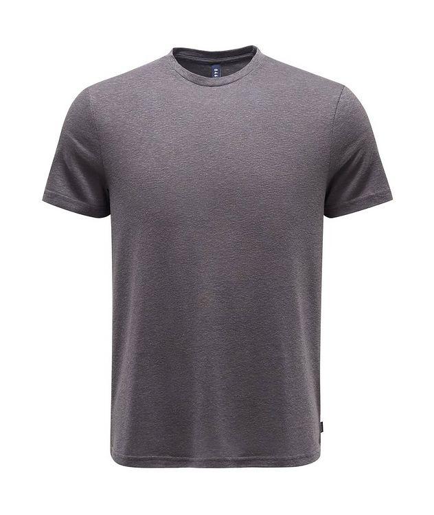 Linen-Wool T-Shirt picture 1