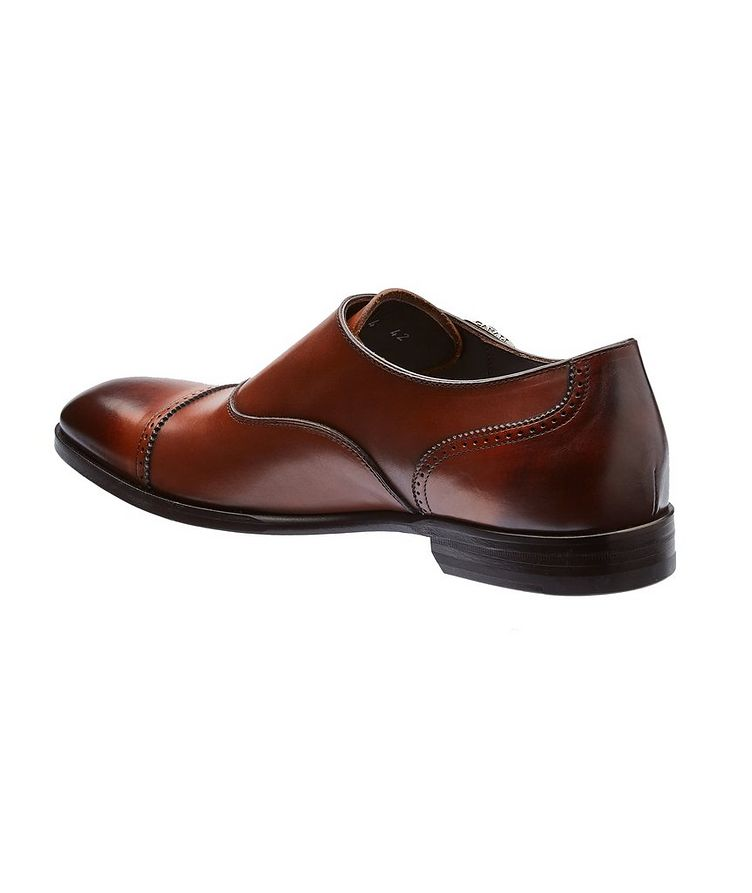 Leather Monk-Straps image 1