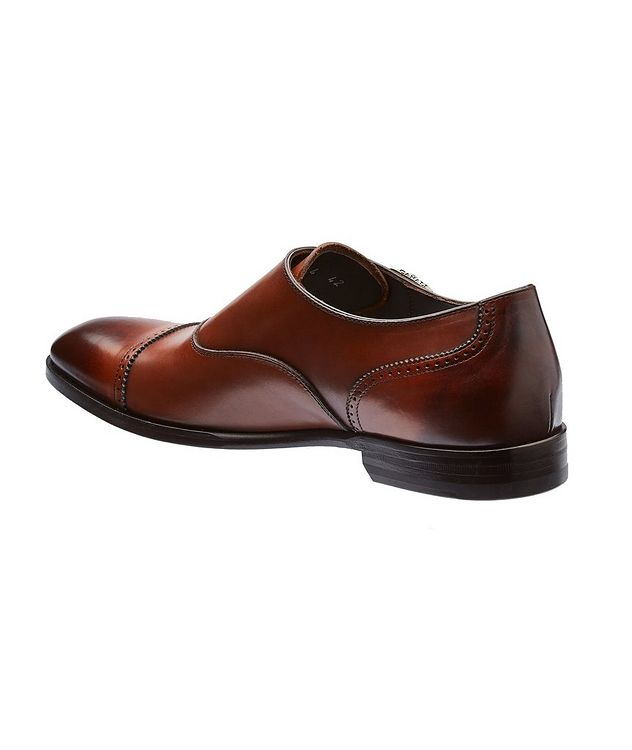 Leather Monk-Straps picture 2