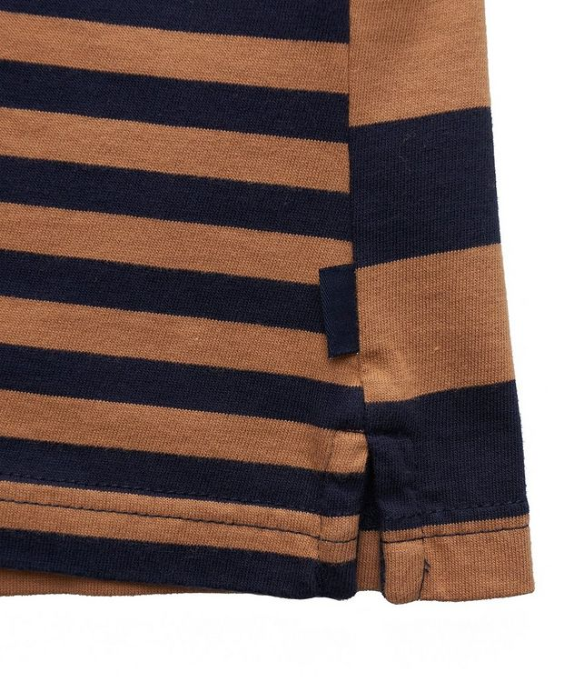 Striped Cotton T-Shirt picture 4