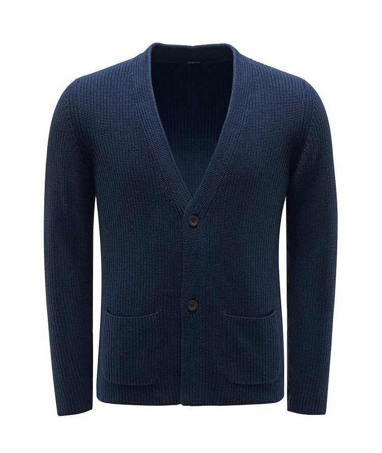 Knit Cardigan image 0